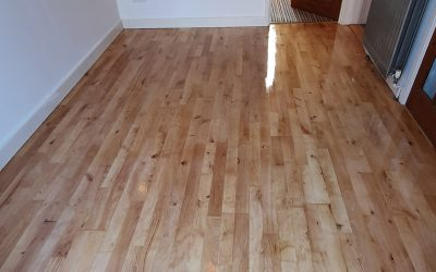How to clean and maintain wooden floors