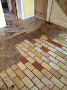 Cleaning Brick Floors Newmarket