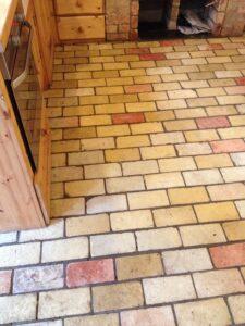 Stone floor restoration Newmarket