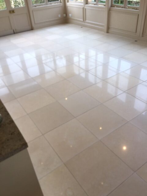Cleaning Limestone Tiles Much Hadham