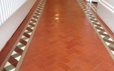 Restoring Stone Floors East Finchley, North London