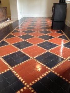 Refinishing stone floors Hitchin