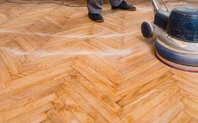 Wood Floor Restoration Bishops Stortford