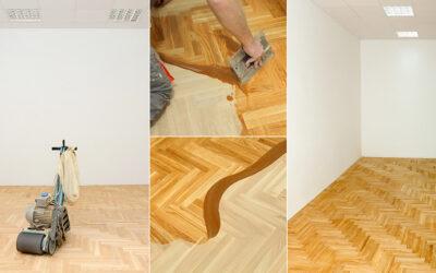 Commercial Floor Sanding Saffron Walden