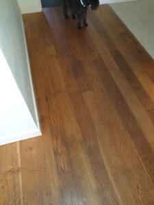 Sanding wood floors Bishops Stortford